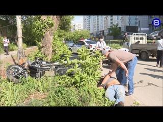 Новосибирский депутат разбился на мотоцикле и впал в кому