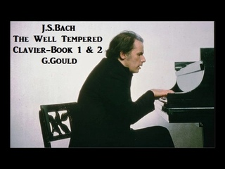 The Well-Tempered Clavier-Book #1 & #2 [  ]