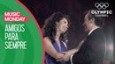 Amigos Para Siempre - Sarah Brightman José Carreras @ Barcelona 92 Opening Ceremony   Music Monday