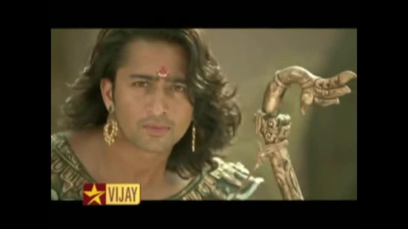 Махабхарата 2013 Mahabharat 2013 promo Arjun and Draupadi