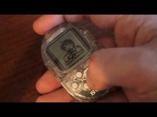 Обзор PocketStation - карта памяти Sony PlayStation с экраном за 750 рублей