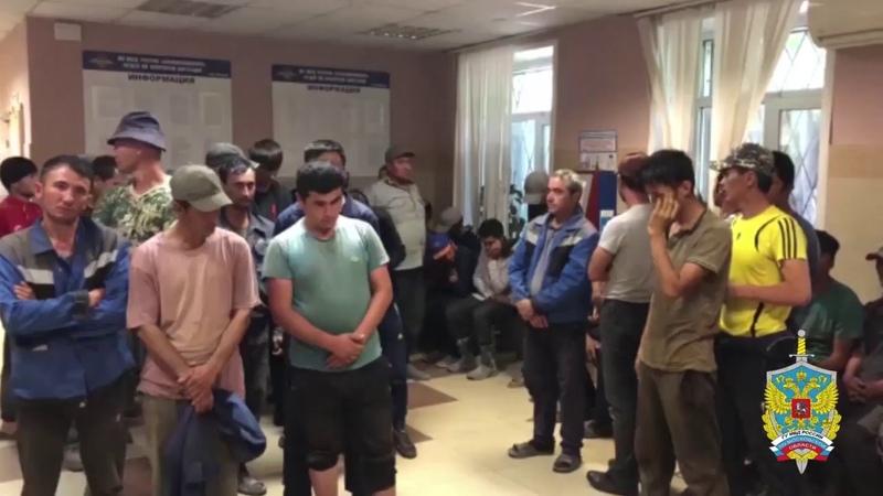 Полицейскими МУ МВД России «Балашихинское» проверена деятельность цеха по переработке мяса птицы