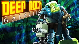 Шахтёры взялись за старое   Бурим в Deep Rock Galactic
