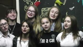 """Отчетный концерт КАП """"Пчёлы"""" """"Под звёздным небом"""" 2017"""