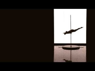 Saulo Sarmiento Shadows Pole Dance  act