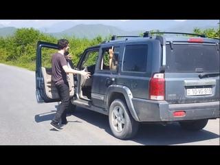 Парень Танцует Из Машины На Кавказе ALISHKA Kiki Challenge Lezginka 2020 Лезгинка Чеченская Мадина