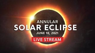 Solar Eclipse 2021: Live stream of June 10 Annular Solar Eclipse