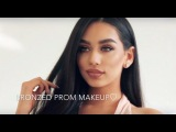 Bronzed Prom Makeup Janice Joostema