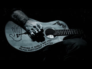 Metallica - The All Within My Hands Helping Hands Concert & Auction (2020)