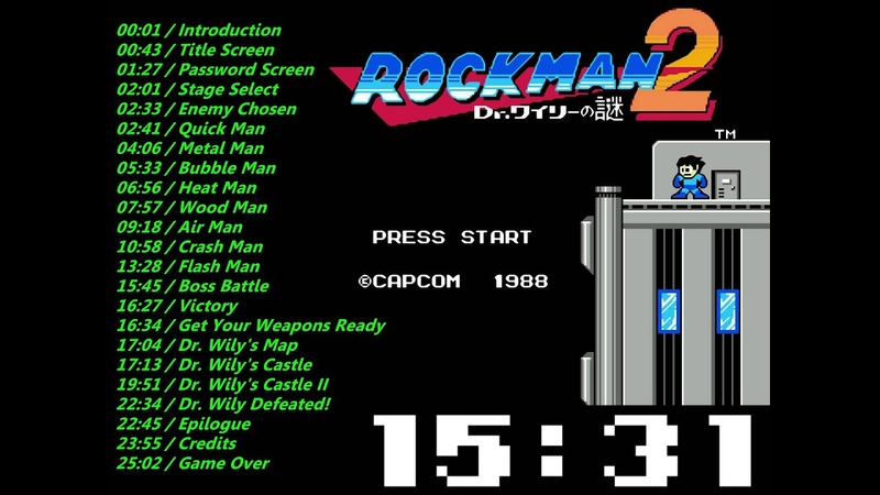 Nes Mega Man 2 Soundtrack
