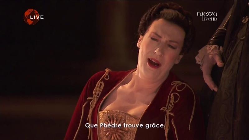 Rameau Hippolyte et Aricie lE cONCERT d'Astrée Emmanuelle Haïm 2012