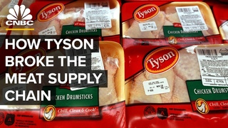 How Tyson Broke The Meat Supply Chain