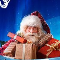 Логотип Дед Мороз и Снегурочка в Самаре! 271-61-61