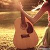 Гитарник в парке, ловим музыку лета