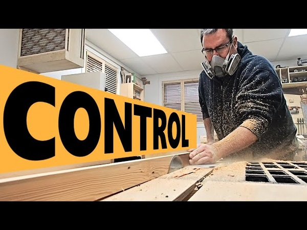 How I Use My Table Saw Control and Experience