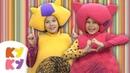 ДИСКОТЕКА 2 - Кукутики - Сборник - Песенки и танцы для детей малышей