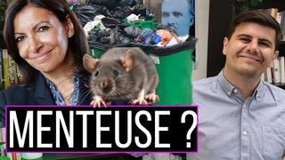 #saccageParis : fake news et mensonges d'Anne Hidalgo !
