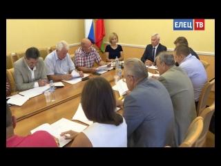 Избирательная комиссия Липецкой области зарегистрировала региональную подгруппу по проведению референдума Российской Федерации