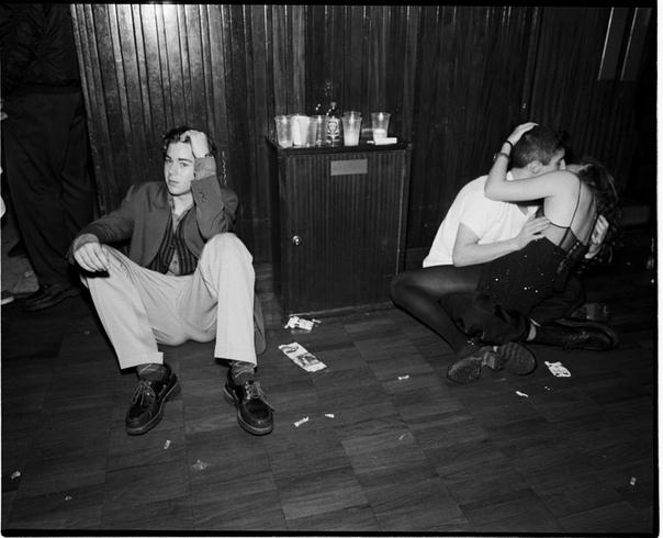 «Агония и экстаз» фотоцикл Боба Карлоса Кларка, ирландско-британского фотографа