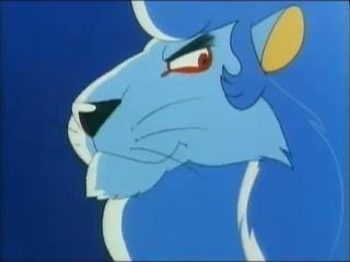 Leo the lion (Uncut English Dub) Episode 3 - The Blue Lion