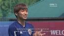 Takashi INUI Japan Match 54 Preview 2018 FIFA World Cup™