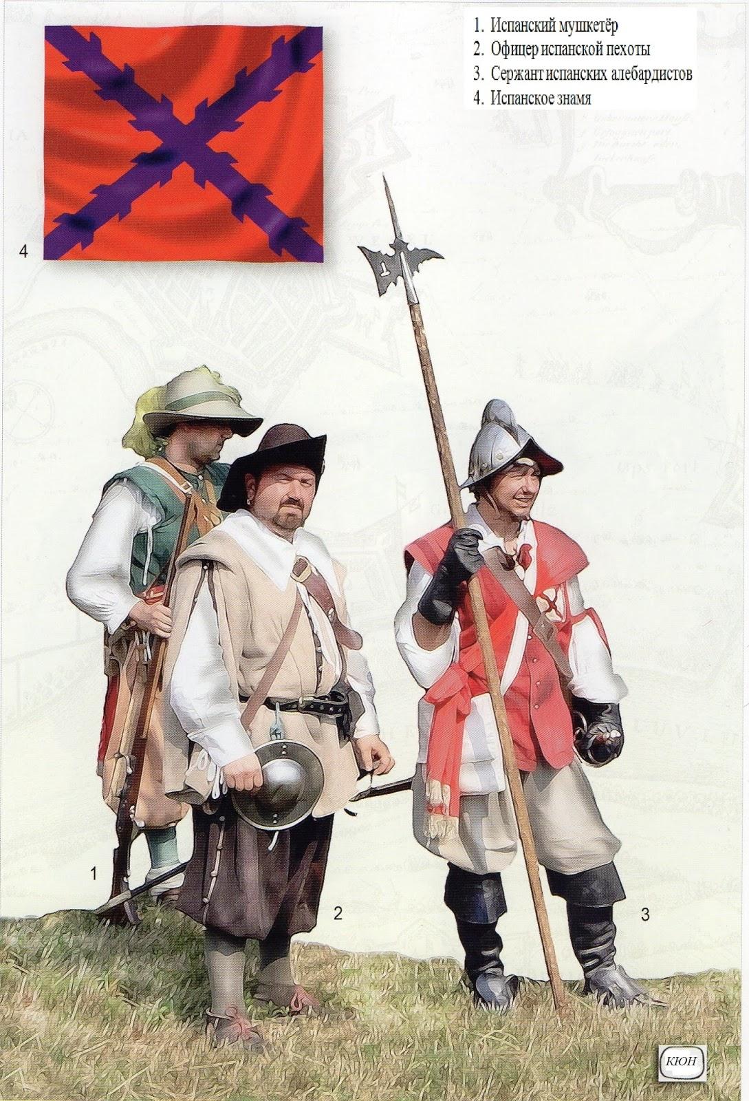 Воины Европы