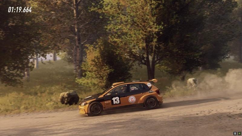 Dirt Rally 2 0 VM Saarland Pfalz Rallye 2020