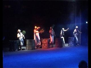 Необычный проект увидели зрители, посетившие Шадринский драматический театр в минувшую субботу.