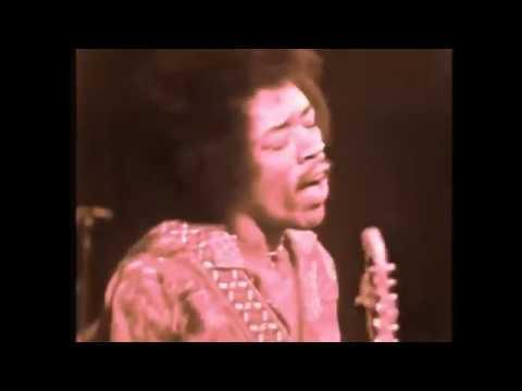 Jimi Hendrix Live Full Concert 1969 AMAZING Clear Footage
