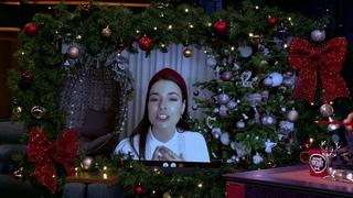 Новогоднее поздравление от Ирены Понарошку и Ивана Урганта