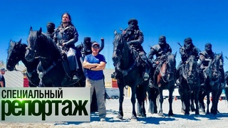 Как казахские каскадеры Nomad Stunts покорили Голливуд?
