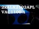 Back Horn 2x10 BMAudio ALX2102APL VAC1100 1