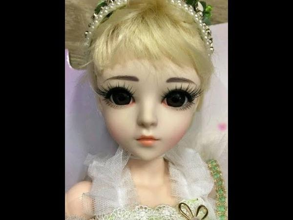 Самые красивые куклы на KazanExpress 인형 리뷰 60cm 구체관절인형 도리스돌 인형 리뷰 딩가의 회전목 47