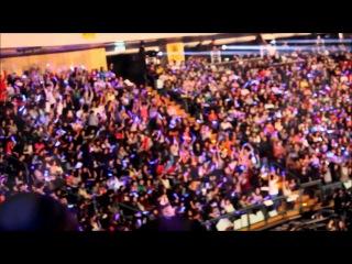 [HD]130406 CNBLUE Blue Moon world tour in Taipei Wave~