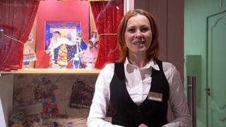 #Москвастобой - Экскурсия «Русская игрушка: традиция, ремесло, образ». Игра как искусство