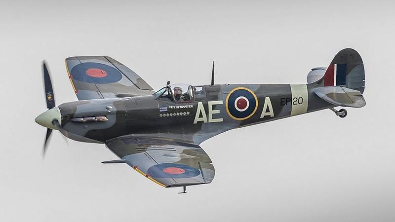 Supermarine Spitfire LF Mk.Vb EP120