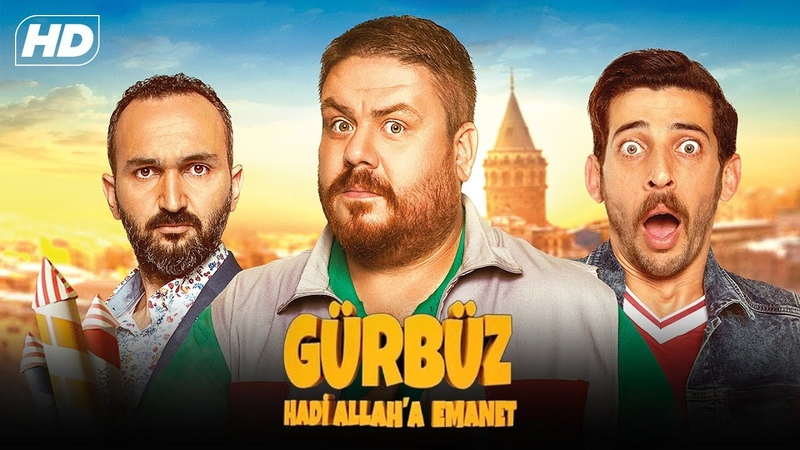 😂 Gürbüz Hadi Allaha Emanet - Tek Parça Full HD Film İzle