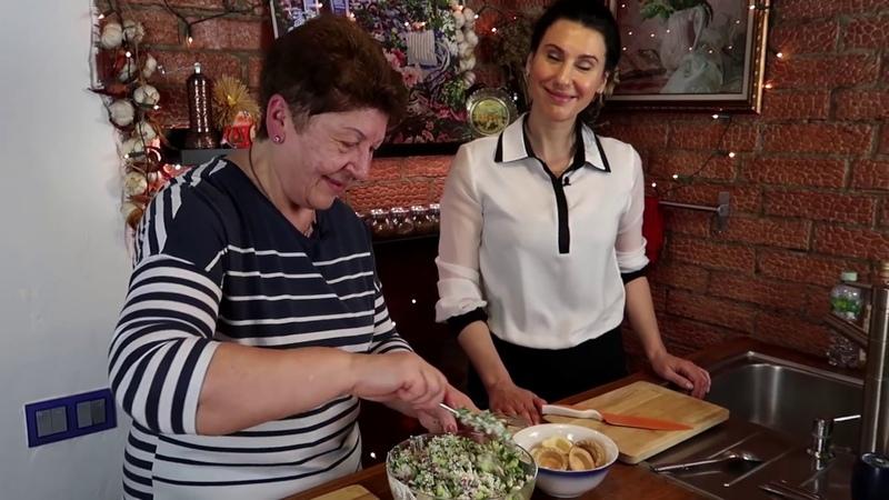 🥙🥗Закуски на праздничный стол🍾🍾🍾Новогодний стол 2020 Семья на кухне @Мамины рецепты
